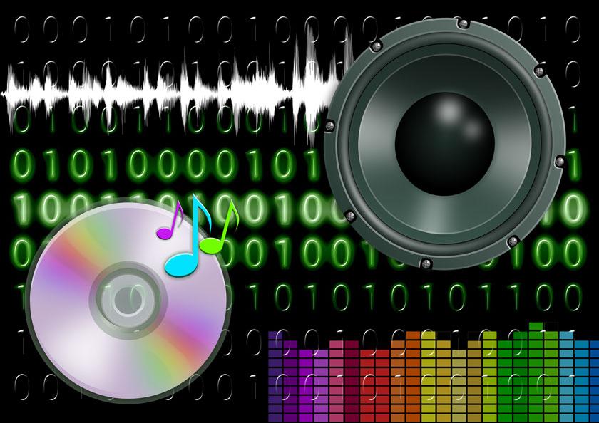 Эволюция звука. Аналоговый и цифровой звук