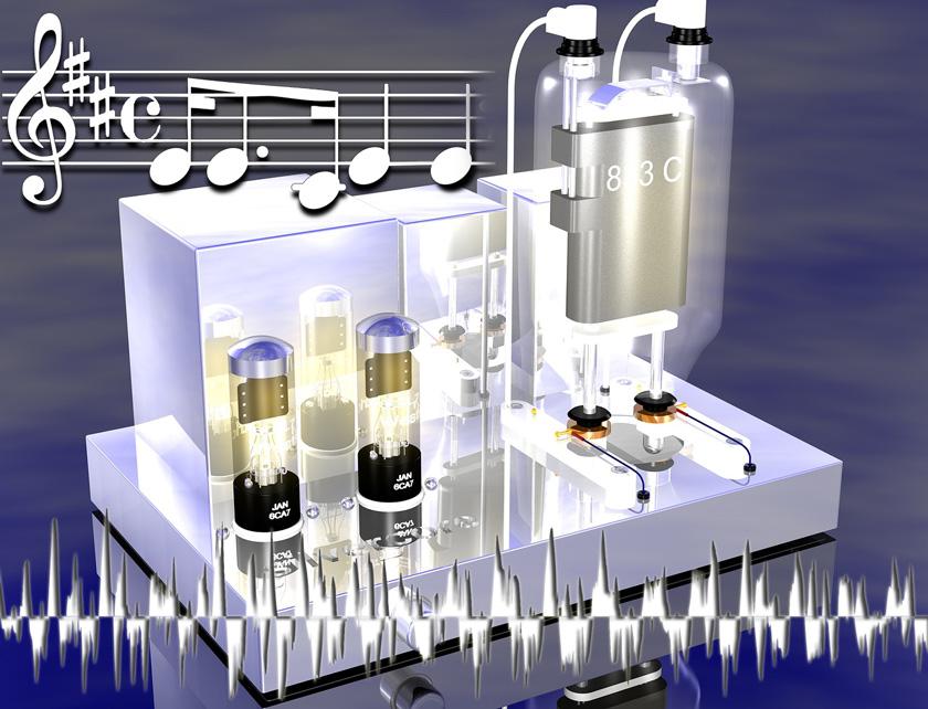 Нелинейные искажения в ламповых и транзисторных усилителях низкой частоты