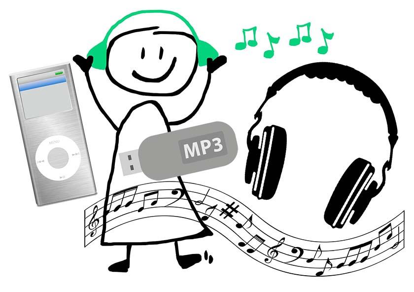 Аудиоформат MP3